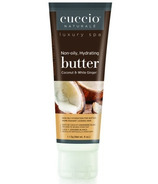 Cuccio Naturale Hydrating Body Butter Coconut & White Ginger