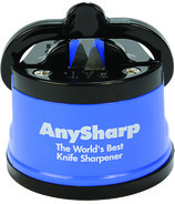 Bios AnySharp One Handed Knife Sharpener