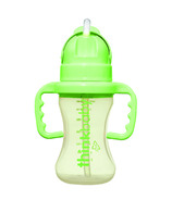 Thinkbaby Straw Bottle Light Green