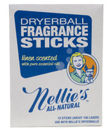 Nellie's All-Natural Dryerball Fragrance Sticks Linen