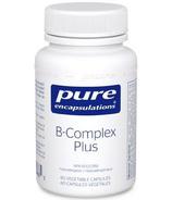 Pure Encapsulations Vitamin B Complex Plus