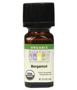Aura Cacia Bergamot Organic Essential Oil