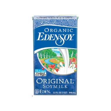 Eden Foods Edensoy Organic Original Soymilk