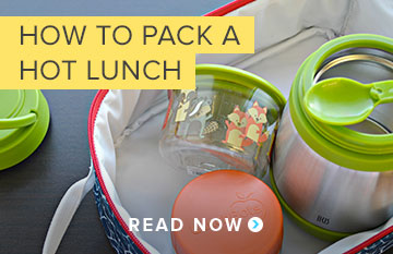 How to Pack a Hot Lunch