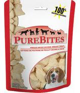 PureBites Freeze Dried Chicken Breast Dog Treats