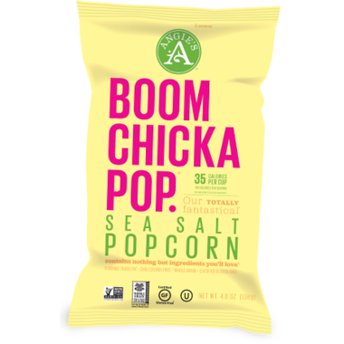 Angie\'s Boom Chicka Pop Sea Salt Popcorn