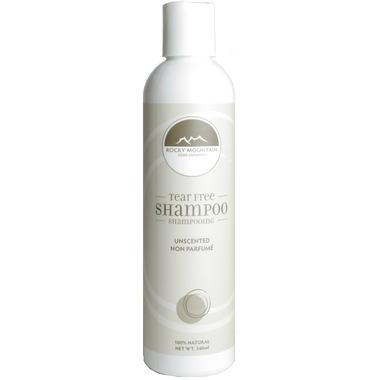 Rocky Mountain Soap Co. Unscented Tear Free Shampoo