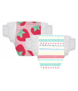 The Honest Company Honest Diapers Size 5 Club Pack