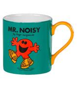 Mr Men and Little Miss Mr Noisy Mug