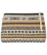 Danica Studio Saddle Up Stripe Small Cosmetic Bag