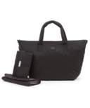 7 A.M Enfant Roma Diaper Bag Black