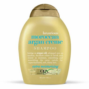 OGX Luxurious Moroccan Argan Creme Shampoo