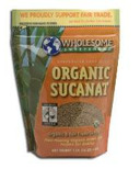 Wholesome Sweeteners Fair Trade Organic Sucanat
