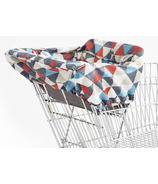 Skip Hop Take Cover Shopping Cart & High Chair Cover Triangles