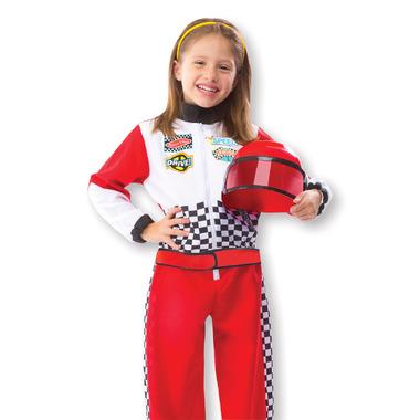 Melissa & Doug Race Car Driver Role Play Set
