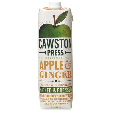 Cawston Press Apple & Ginger Juice