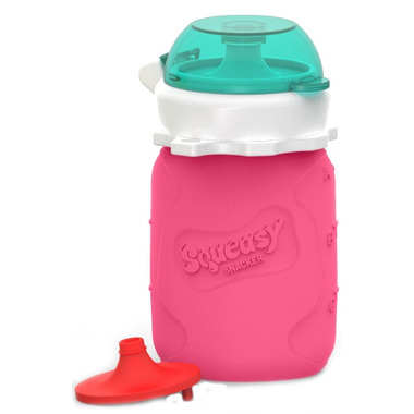 Squeasy Gear Snacker Pink
