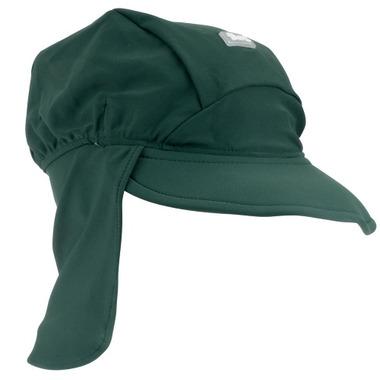 Banz Flap Hat Green