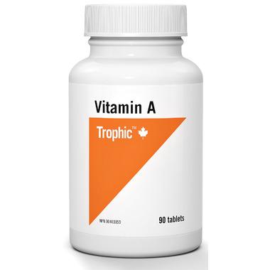 Trophic Vitamin A