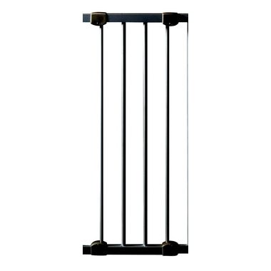 KidCo 10 Inch Extension Black
