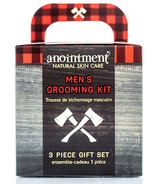 Anointment Natural Skin Care Men's Grooming Kit
