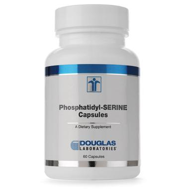 Douglas Laboratories Phosphatidyl-SERINE Capsules