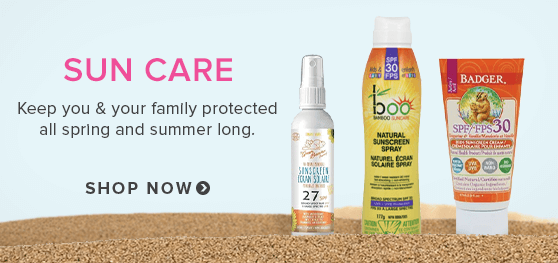 Well.ca Sun Care