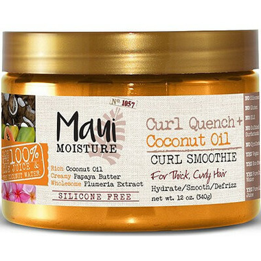 buy maui moisture curl quench coconut oil curl smoothie from canada at free shipping. Black Bedroom Furniture Sets. Home Design Ideas