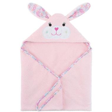 Zoocchini Baby Towel Beatrice the Bunny