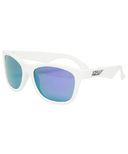 Babiators Aces Navigators Wicked White With Purple Lens