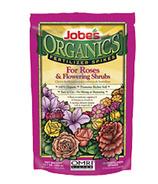 Jobe's Organic Rose and Flower Fertilizer Spikes