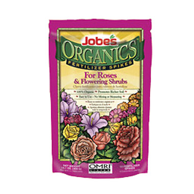 Buy jobe 39 s organic rose and flower fertilizer spikes at free shipping 35 in canada - Organic flower fertilizer homemade solutions ...