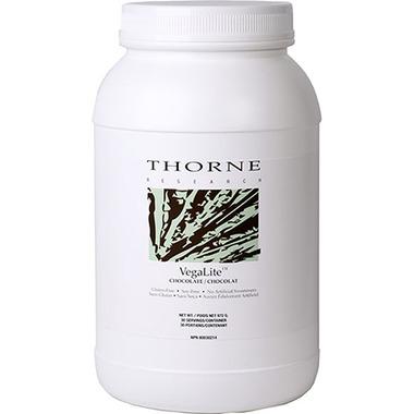 Thorne Research VegaLite Chocolate Protein Powder