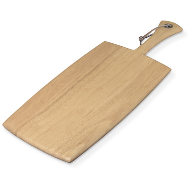 Ironwood Gourmet Large Rectangular Blonde Wood Paddle Board