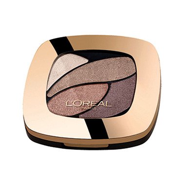 L\'Oreal Paris Colour Riche Luminous Ombres Perpetual Nude Quad