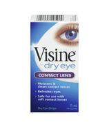 Visine Contact Lens Eye Drops