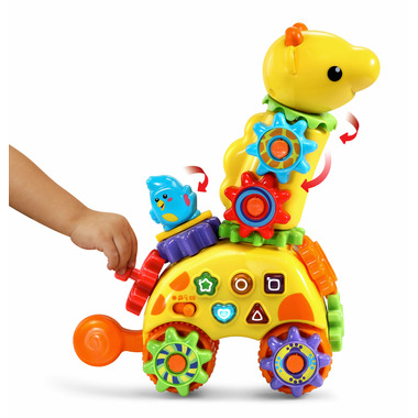 VTech GearZooz Spin and Laugh Gearaffe