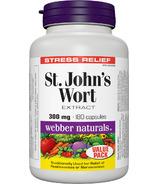 Webber Naturals St. John's Wort Extract