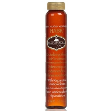 Hask Macadamia Oil Moisturizing Shine Oil