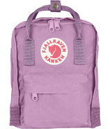 Fjallraven Kanken Mini Backpack Orchid