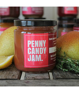 Penny Candy Jam Preserved Fruit Jam Pear and Thyme