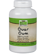 NOW Real Food Guar Gum Powder