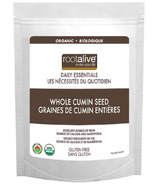 Rootalive Organic Whole Cumin Seed