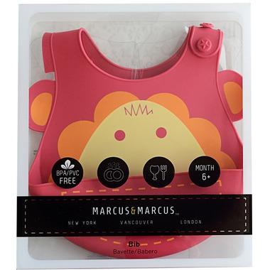 Marcus & Marcus Silicone Baby Bib