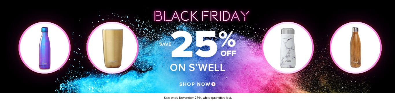Save 25% on S'well