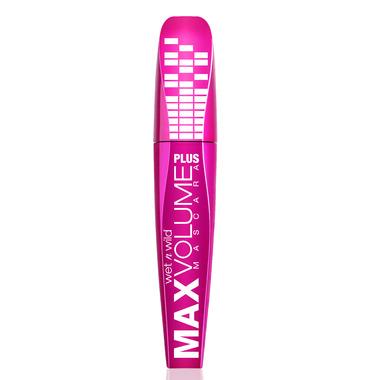 Wet n Wild Max Volume Plus Mascara Amp\'D Black