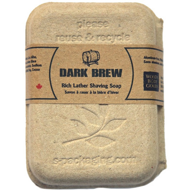 Wood\'s Body Goods Dark Brew Beer Rich Lather Soap