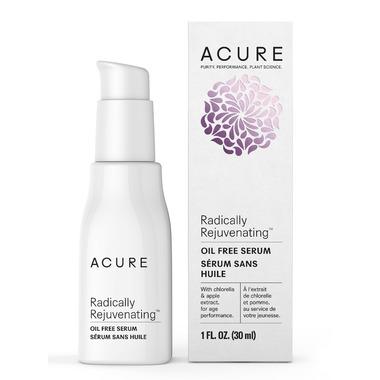 Acure Radically Rejuvenating Oil Free Serum