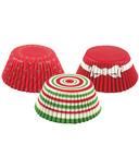 Christmas Circle Standard Bake Cups