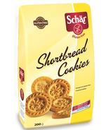 Dr. Schar Shortbread Cookies